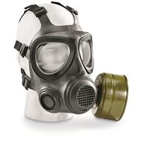 Swedish Military Surplus Forsheda A4 Gas Mask, New
