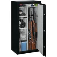 Stack-On SS-Series 22 Gun Convertible Security Safe, Combination Lock, Matte Black