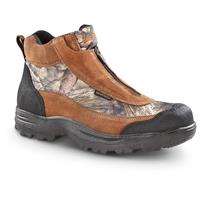 Guide Gear Men's Silvercliff II Insulated Waterproof Boots, Mossy Oak Break-Up Country