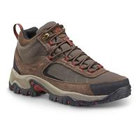 Columbia Men's Granite Ridge Waterproof Mid Hiking Boots, Mud