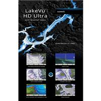 Garmin U.S. LakeVu HD Ultra Maps, MicroSD / SD Card