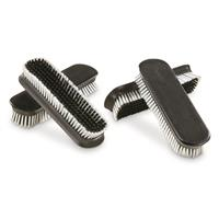 Italian Military Surplus Boot Brushes, 4 Pack, New