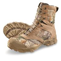 Guide Gear Men's Waterproof Timber Ops Hunting Boots, Realtree Xtra