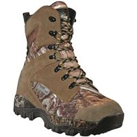 Itasca Men's Bull Elk Insulated Hunting Boots, 1,240 Grams, Brown/Realtree Xtra