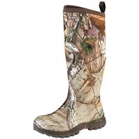 Muck Women's Arctic Hunter Tall Rubber Hunting Boots, Realtree Xtra/Pink