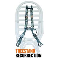 Cottonwood Outdoors Transport Strap System, Clear Cutt Camo