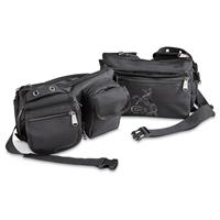 "Bulldog Deluxe Satchel ""Go-Bag"", 2 Pack"