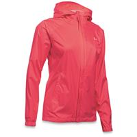 Under Armour Women's Waterproof/Windproof Bora Jacket, Perfection/Ballet Pink