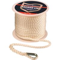 Attwood Premium 150' Twisted Nylon Anchor Line