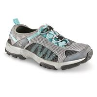 Northside Women's Niagara Water Shoes, Gray/Aqua