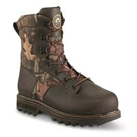 "Irish Setter Men's Gunflint II 10"" Waterproof Insulated Hunting Boots, 1,000 Grams"
