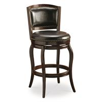 CASTLECREEK Oversized Pillar Bar Stool