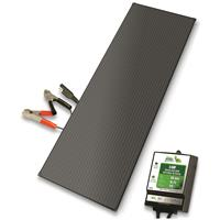 Solar Panel with Controller, 18 Watts
