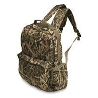 Ducks Unlimited Standard Backpack, Blades Camo