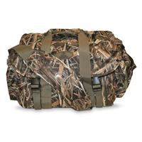 Ducks Unlimited Magnum Floating Blind Bag. Blades Camo