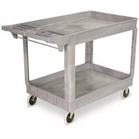 "Shop Tuff 500 lb. Capacity Service Cart, 38""x26"""