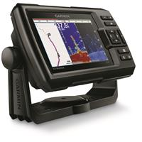 Garmin Striker 5cv CHIRP Sonar Fish Finder with GPS and ClearVü Scanning Sonar