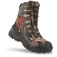 "Browning Buck Shadow 8"" Men's Waterproof Insulated Hunting Boots, 400 GramMossy Oak Break-Up Country"