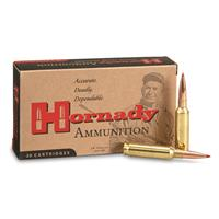 Hornady, 6.5 Creedmoor, ELD Match, 147 Grain, 20 Rounds