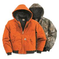 Carhartt Men's Quilted Flannel-Lined Active Jacket