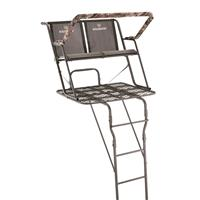 Bolderton 17′ Deluxe Two-Man Ladder Stand