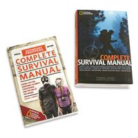 National Geographic Preparedness Book Guides, 2 Pack