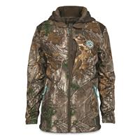 ScentLok Women's Full Season TAKTIX Hunting Jacket, Realtree Xtra