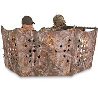 "Ameristep Throwdown Blind, Realtree Xtra; 25"" shooting height"