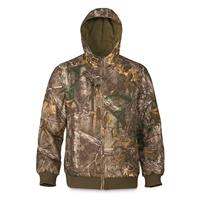 Browning Men's Hell's Canyon Contact Reversible Jacket, Realtree Xtra