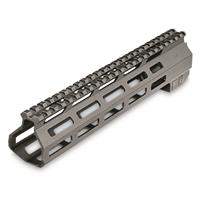 Aim Sports AR-15 Free Float M-Lok Handguard, 10""