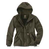 Carhartt Women's Full Swing Cryder Insulated Jacket, Olive
