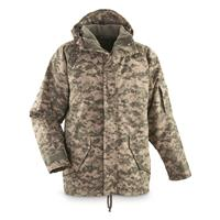 Mil-Tec Military Style Gen 3 Waterproof Parka with Liner, ACU