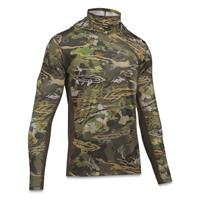 Under Armour Men's Camo Cool Switch Hoodie, Ridge Reaper Camo Forest