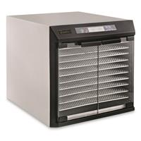 Excalibur EXC10EL,10 Tray Stainless Steel Dehydrator