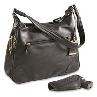 Bulldog Concealed Carry Hobo Purse with Holster (WX2-0710427103000 BDP-010) photo