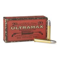 Ultramax Cowboy Action, .45-90, RNFP, 500 Grain, 20 Rounds