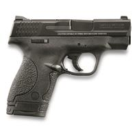 "Smith & Wesson M&P Shield, Semi-auto, 9mm, 3.1"" BBL, 8+1 Rds., with 5 Magazines & Bug-out Bag thumbnail"