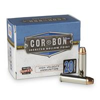 COR-BON High Velocity, .357 Magnum, JHP, 140 Grain, 20 Rounds