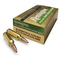 Remington® Premier® Short-Action Ultra Mag Ammo