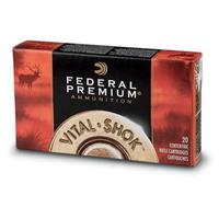 Federal Premium Vital-Shok Cartridges