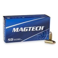 Magtech, .38 Super+P, FMC, 130 Grain, 50 Rounds