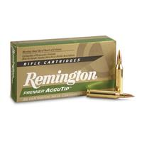 Remington Premier AccuTip, .243 Winchester, AccuTip, 95 Grain, 20 Rounds