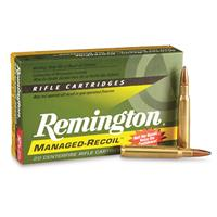 Remington Managed Recoil Rifle, .30-06 Springfield, Core-Lokt PSP, 125 Grain, 20 Rounds