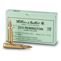 Sellier & Bellot® Rifle 7.62x54R 180 Grain SP 20 rounds (Box photoed is for illustrative purposes only, offer is for Sellier & Bellot 7.62x54R)
