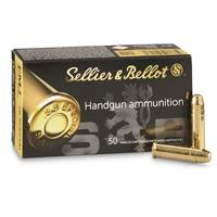 Sellier & Bellot, .38 Special, FMJ-FN, 158 Grain, 50 Rounds