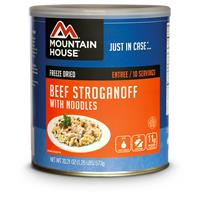 Mountain House® Freeze Dried Beef Stroganoff, 10 Servings