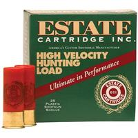 Estate Cartridge High Velocity Hunting Loads
