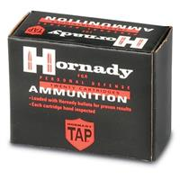 Hornady TAP Handgun and Rifle Ammo