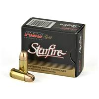 PMC Gold Line Starfire, 9 mm Luger, HP, 124 Grain, 20 Rounds
