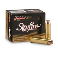 PMC Gold Starfire, .357 Magnum, SFHP, 150 Grain, 20 Rounds